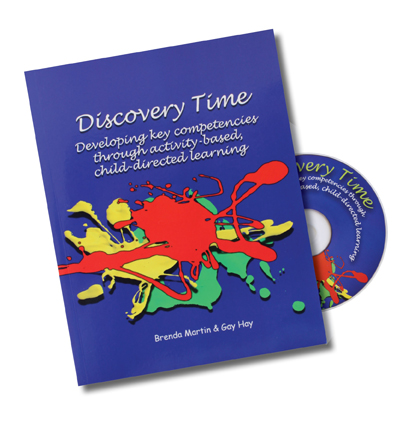 Discovery Time Book +CD copy