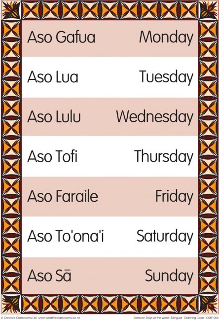samoan-bilingual-days-chart