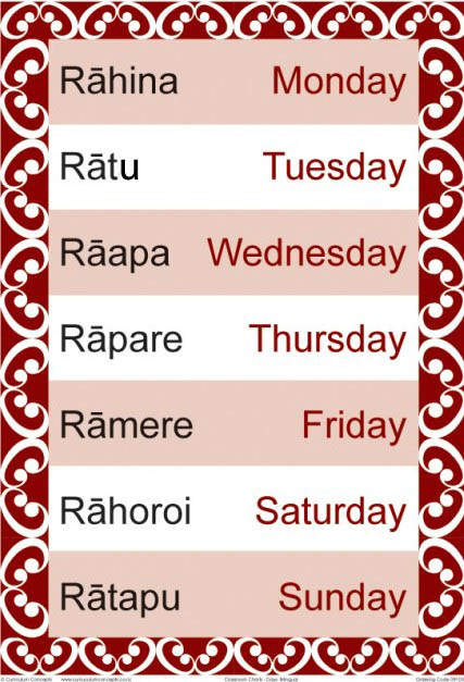 te-reo-bilingual-days-chart-e1436790003614 copy