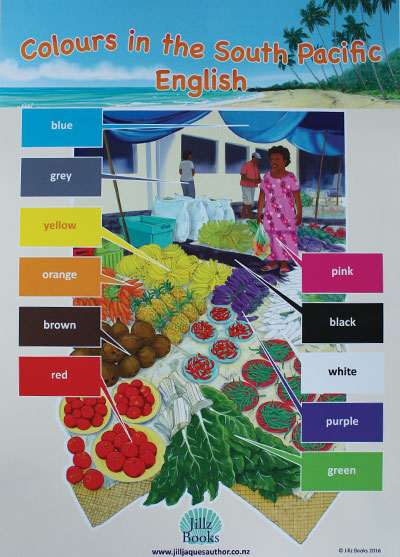 Colours-English